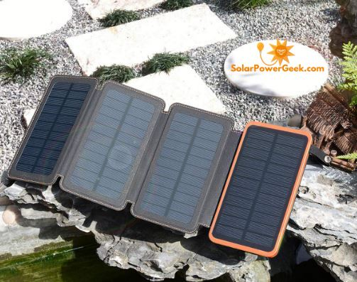 10 best Solar Power Bank