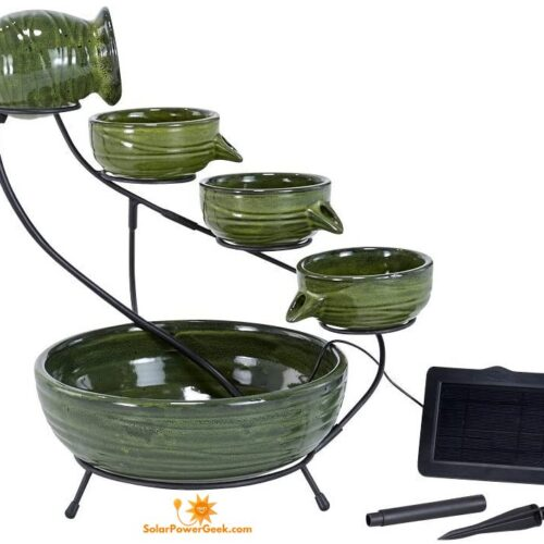 BEST SOLAR WATER FEATURE PRODUCTS