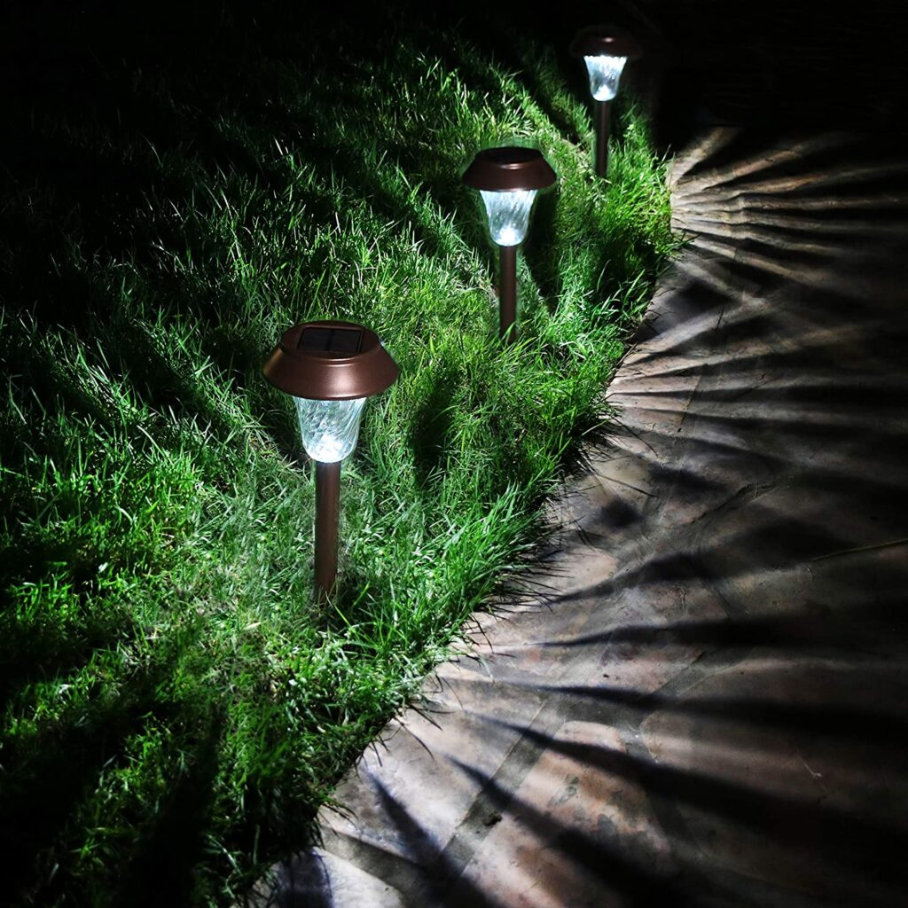Enchanted Space Solar Path Lights