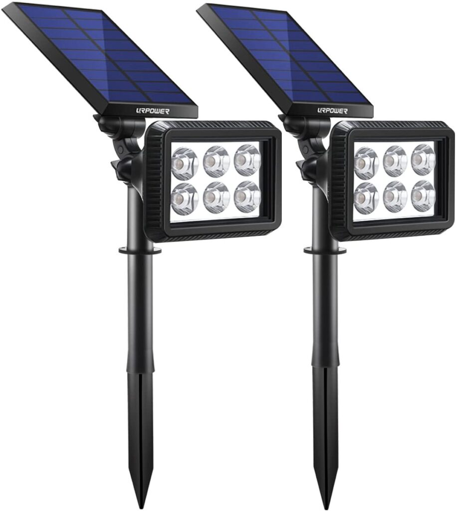 URPOWER Solar Lights Upgraded