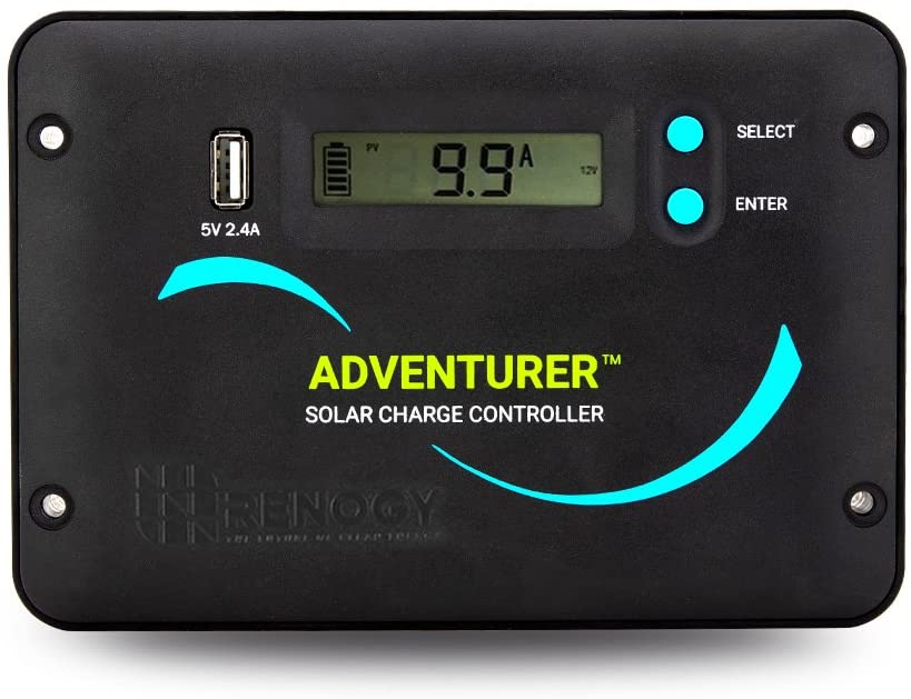 Renogy Adventure 30A - Solar Charge Controller