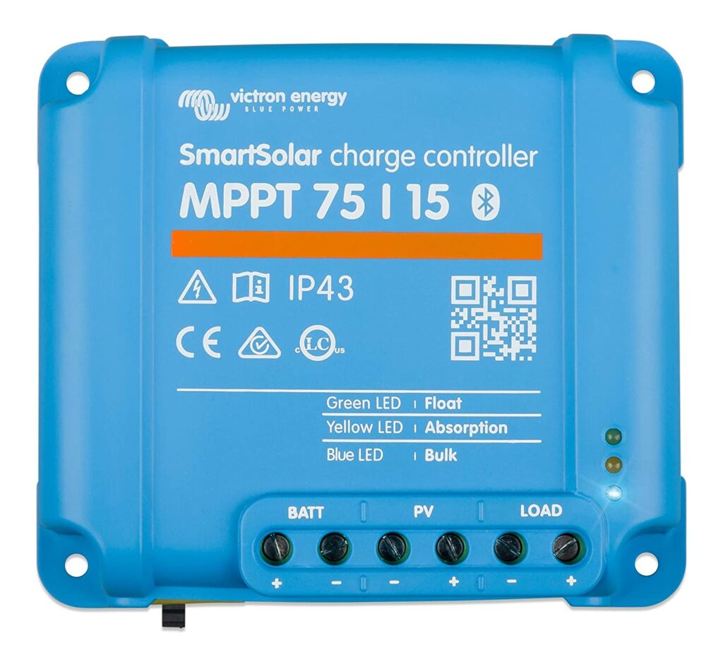 Victron SmartSolar MPPT Solar Charge Controller