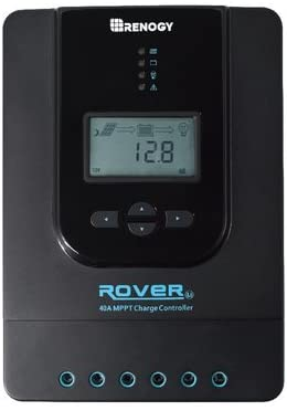 Renogy Rover 40Amp Solar Charge Controller