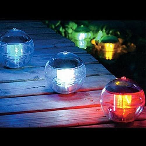 Aberobay Solar Power Lights