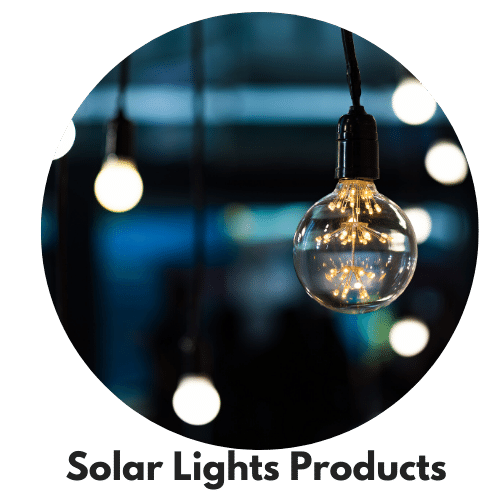 Solar Lights Products