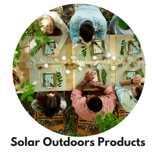 Solar Outdoors Products