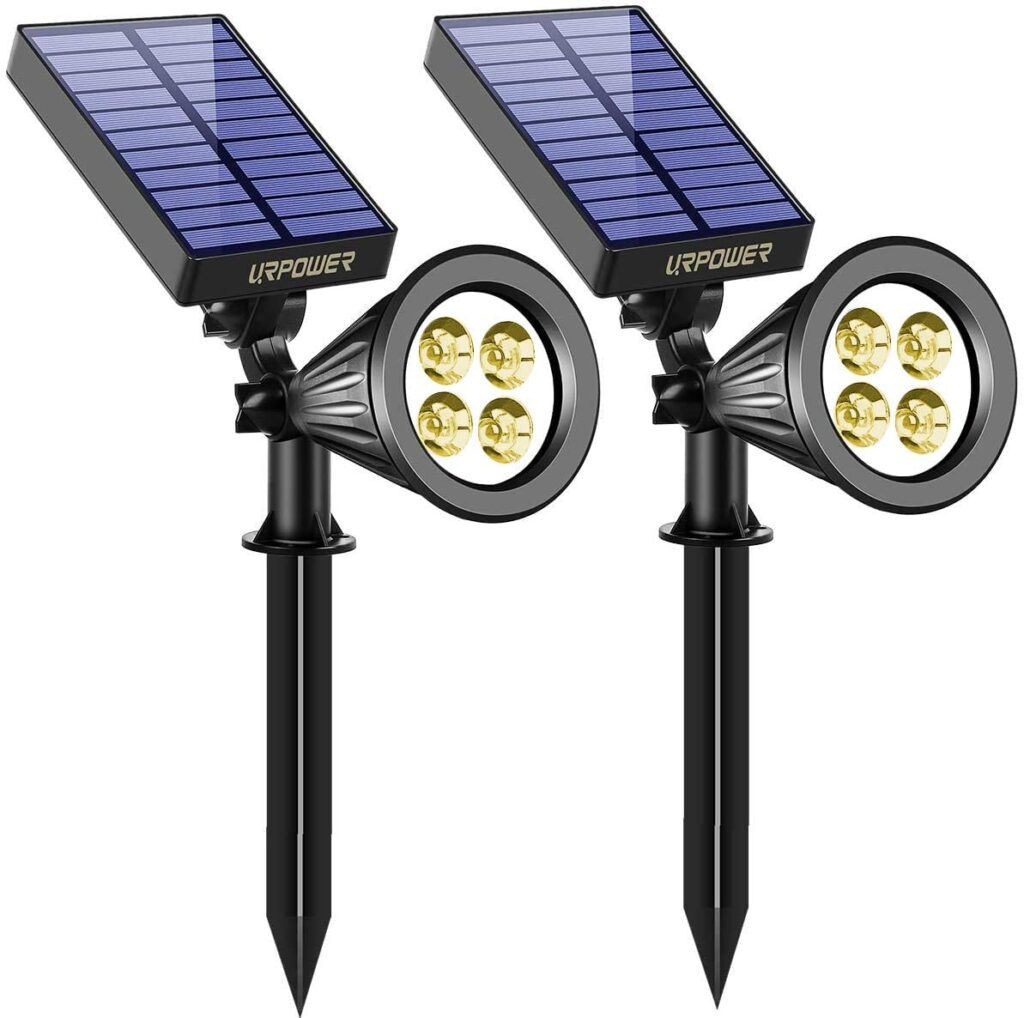 InnoGear Upgraded Solar Lights