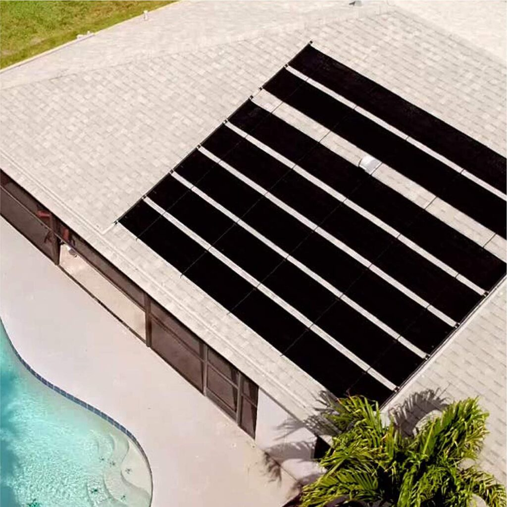 Smart pool S601P Sun Heater Solar Heating System For In-Ground Pool