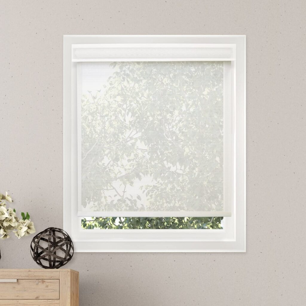 Chicology Free-Stop Cordless Roller Shades