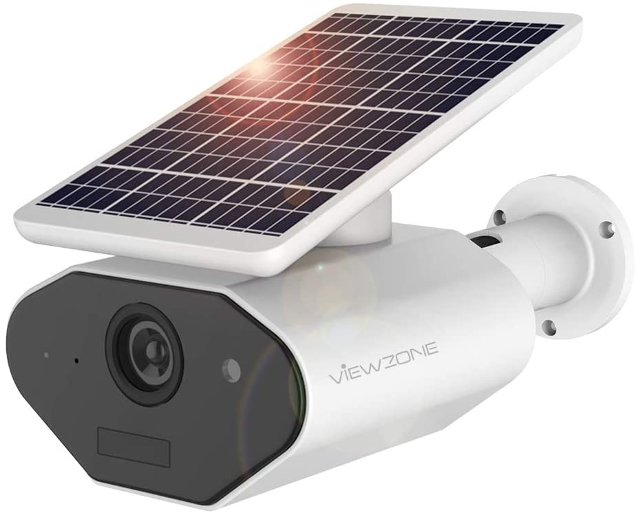 Outdoor Solar Powered Security Camera by Viewzone