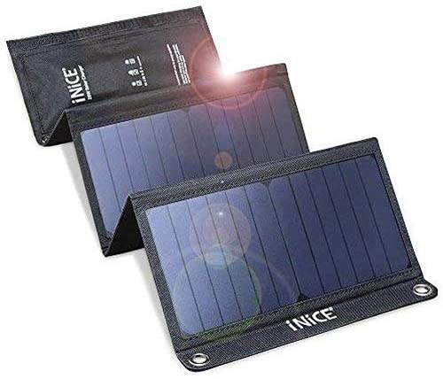 Enther Solar charger 6V 28W iNiCE-SH54 - solar power bank