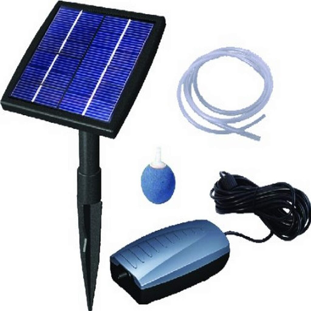 Beckett Corporation Solar Air Pump