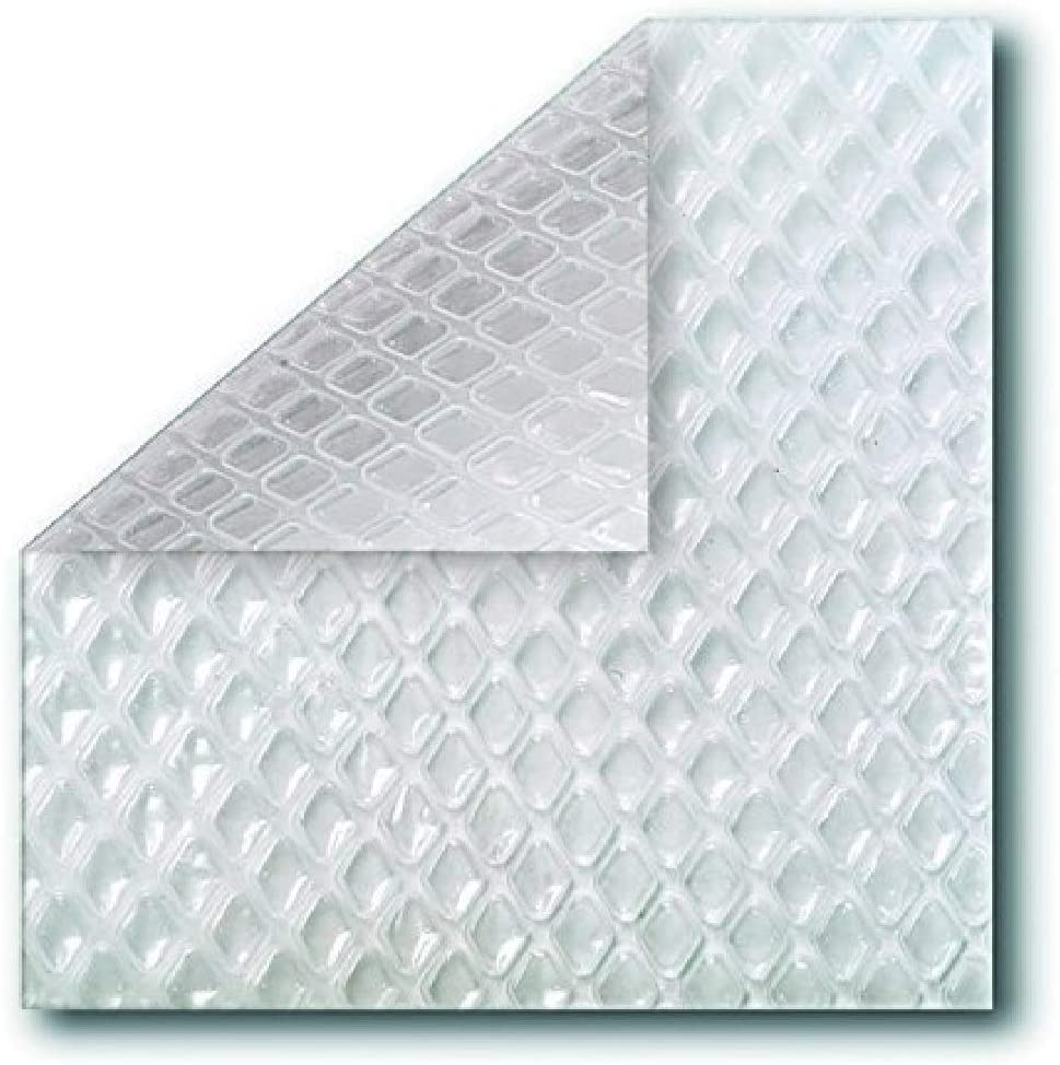 MidWest Canvas Clear Diamond Pattern Rectangle Solar Covers