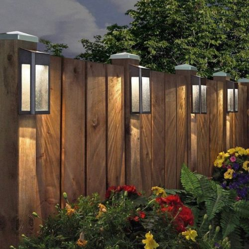 Best solar fence lights in 2021