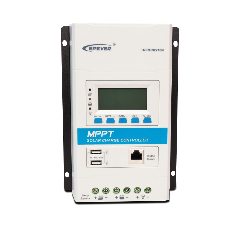 EPEVER MPPT 20A Solar Charge Controller