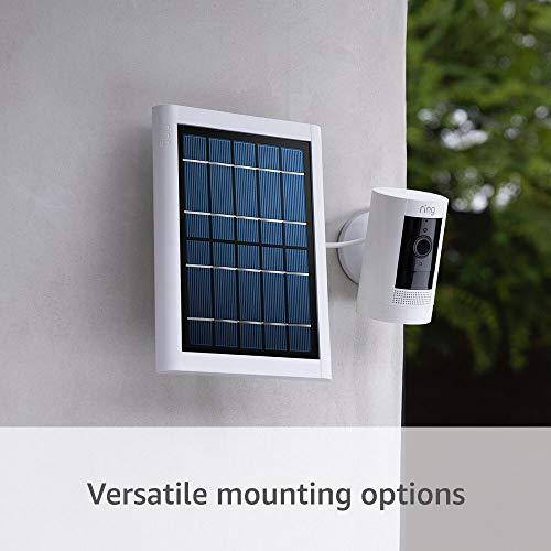 All-new Ring Stick Up Cam Solar HD security camera
