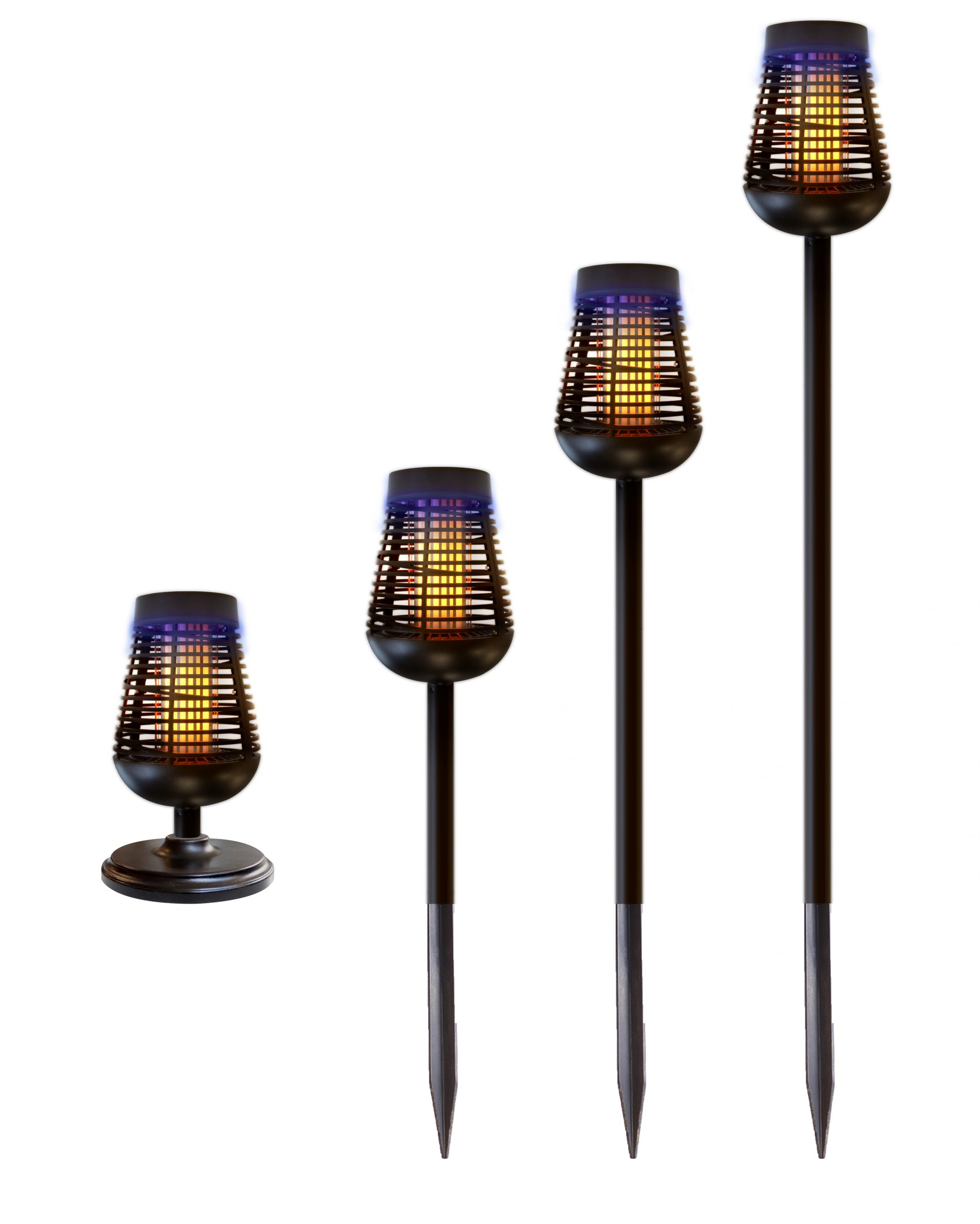 Best Solar Powered Bug Zapper,PIC Solar Insect Killer Torch
